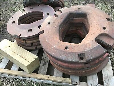 Ih Farmall Whole Wheel Weights