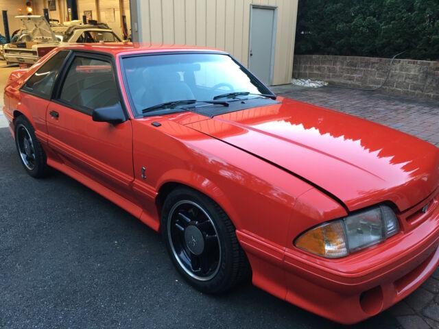 Imagen 1 de Ford Mustang  red