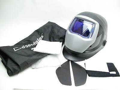 3m Speedglas 9100 06-0100-20sw Welding Helmet With Side Windows