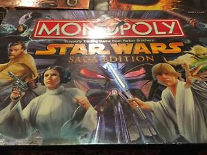 Star Wars monopoly game. Must go this weekend!! Queanbeyan Queanbeyan Area Preview