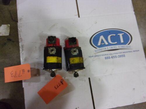 Fanuc AC Servo Motor A06B-0521-B042