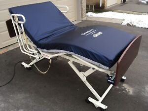 Hospital Nursing Home Fully Electric Bed Home Care