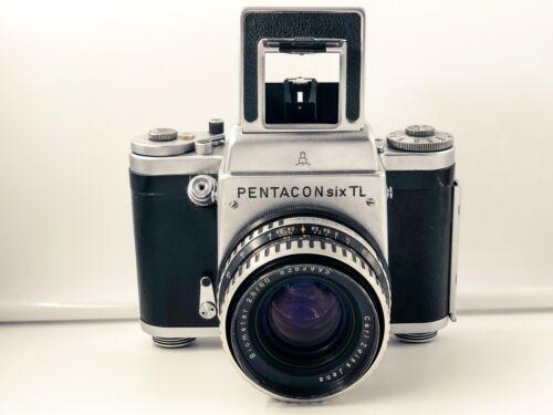 Pentacon 6TL 80mm lens 2.8