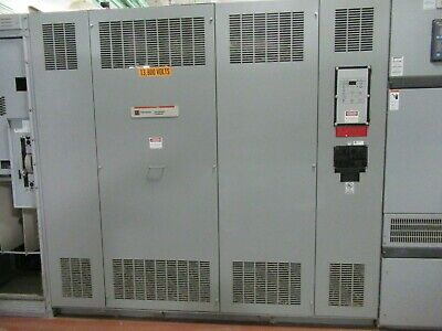 Cutler Hammer 25003333 Kva Substation Transformer 13800 X 480 Volt 3 Phase