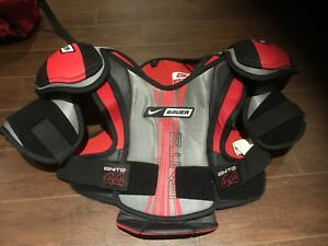 Bauer Infinite Shoulder Pads - Sr Large
