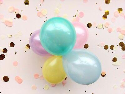 Pastel Color Balloon Birthday Wedding Party Bride Baby Shower 5