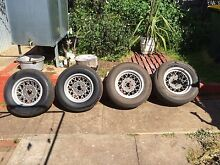 CHEVIOT HOT WIRE MAGS FOR SALE WITH NEAR NEW TYRES Sturt Marion Area Preview