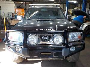 WRECKING 2008 NISSAN D22 NAVARA 2.5L DIESEL MANUAL JN1 VIN North St Marys Penrith Area Preview