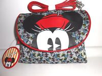 Borsa Topolino Minnie Mouse Disney Borsetta Tracolla Bag Purse Idea Regae - disney - ebay.it