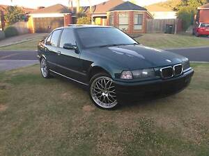 1998 e36 BMW 318i Sedan + 318i Shell/Parts Rowville Knox Area Preview