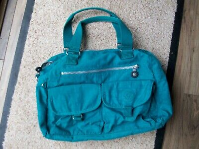 Kipling medium bag jade