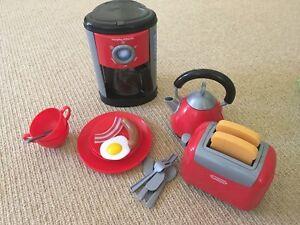 Breakfast toy set