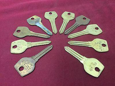 Mazda By Curtis Automotive Mz10 Key Blanks Set Of 10 - Locksmith