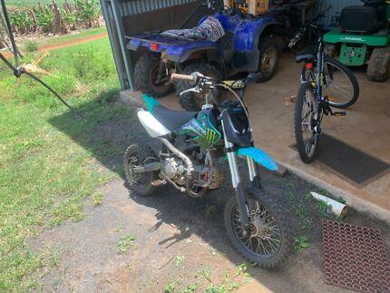 150cc pit bike Cairns Cairns City Preview