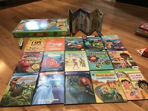 Leapfrog Jr. & Tag Books, Interactive Books, and more $5+