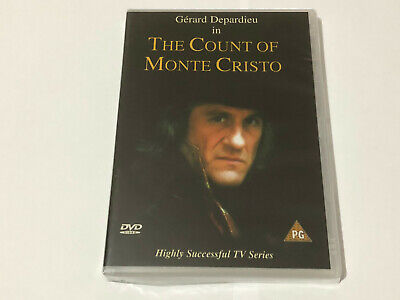 THE COUNT OF MONTE CRISTO - 1998 FRENCH MINI SERIES - GERARD DEPARDIEU -
