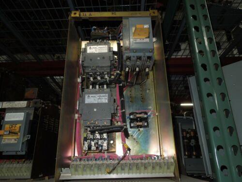 """Siemens Allis Marq 21 Size 1 FVR Starter MCC Bucket 25A 3P Breaker 24""""T"""