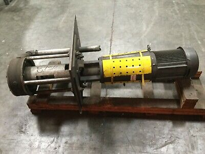 Gusher Horizontal End Suction Pump New Old Stock