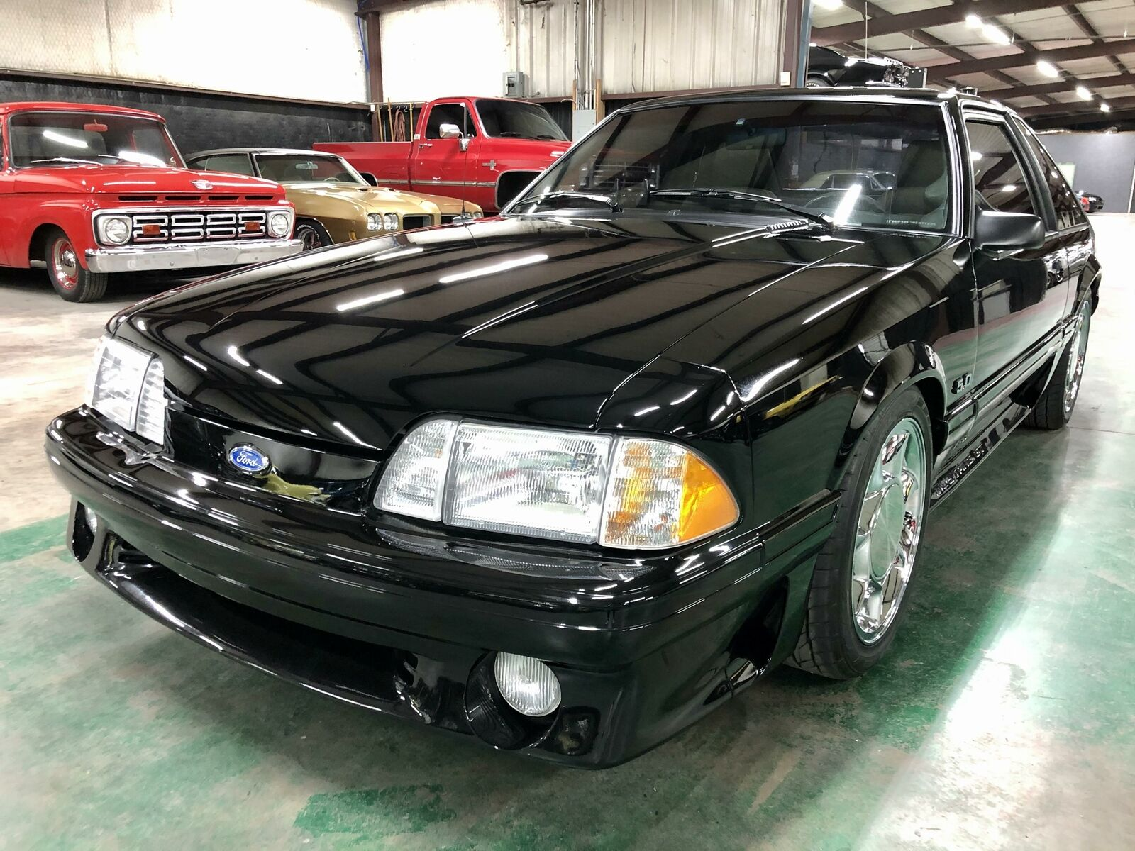 1989 Ford Mustang GT / Supercharged | eBay