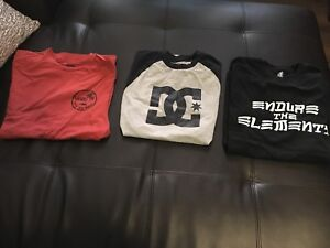 Men's t-shirts size small