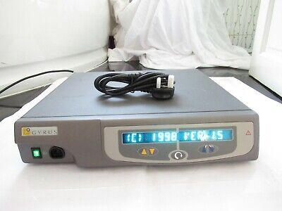 Gyrus Acmi 714000 Medical Electrosurgical Rf Axipolar Urology Generator Esu Unit