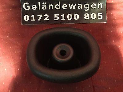 GELB FADEN LEDER SCHALTSACK HI LOW FÜR MERCEDES MERCEDES G-CLASS 79-01