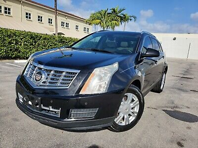 2013 Cadillac SRX LUXURY COLLECTION 2013 CADILLAC SRX LUXURY COLLECTION PANORAMIC ROOF LOADED RUNS GREAT BEST