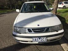 2001 Saab 9-3 Convertible Wangaratta Wangaratta Area Preview