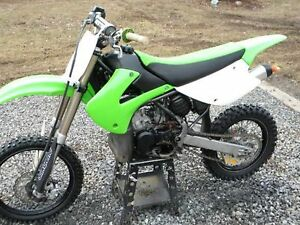 Looking to buy kx85 parts bike or any parts