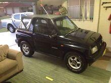 Suzuki Vitara convertible Port Macquarie Port Macquarie City Preview