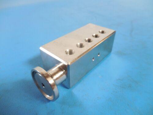 Sierra Mechanic 3906-0187 Stainless Steel 5-Port Manifold