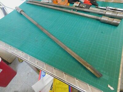 Eldorado .5625 X 22 Oal Carbide Tipped Gun Drill