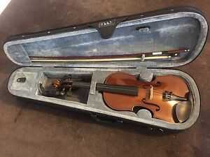 Violin package full size East Melbourne Melbourne City Preview