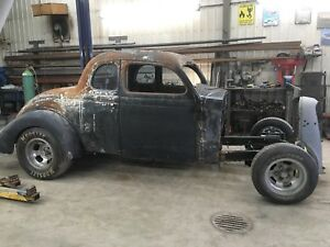 WANTED  1935 plymouth coupe parts