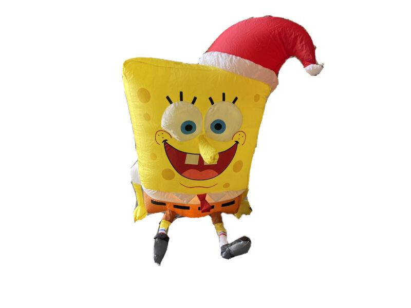 airblown inflatable spongebob squarepants 4 ft tall