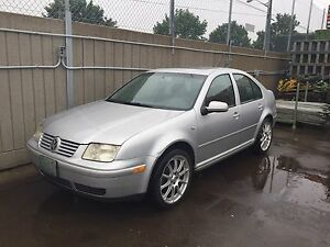 Jetta tdi loaded leather needs engine work