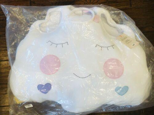 Pottery Barn Kids Cloud Costume Girls Size 7-8  2 Pc Halloween