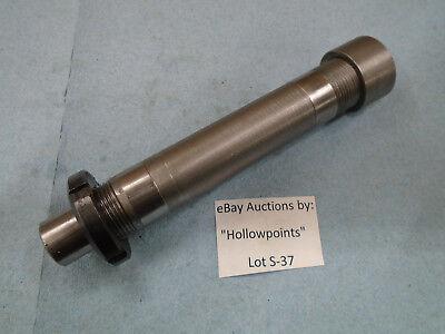 S37 Smithy Bz-239 12 Lathe Main Drive Pulley Shaft Chizhou Machine Cz3001 Enco