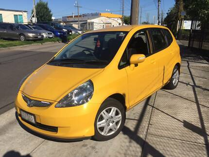2007 Honda Jazz Hatch AUTO REGO AND RWC INC