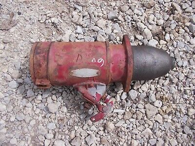 International Cub Low Boy Tractor Ihc Engine Motor 6v Good Work Starter Assembly
