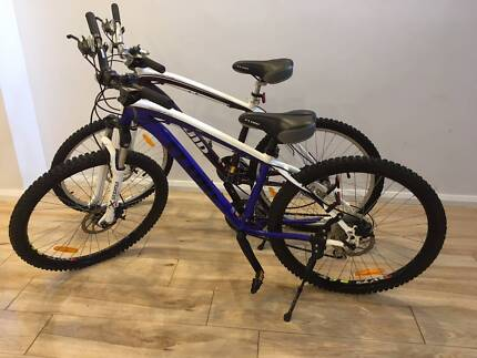 clearance--2 new multi speed mountain bikes, $250 each