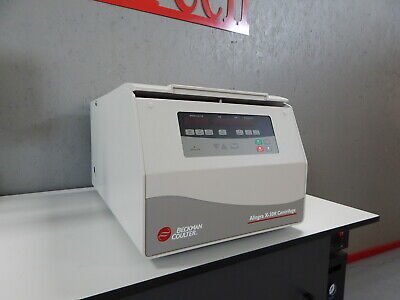 Beckman Coulter Allegra X-30 Series Benchtop Centrifuge Pn B06320