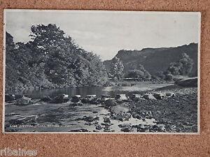 R-L-Postcard-Stepping-Stones-Bettws-y-coed-Wales-Judges-1923