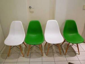 Replica Eames Eiffel Dining Chairs $40 for 1 or $120 for 4 Darlinghurst Inner Sydney Preview