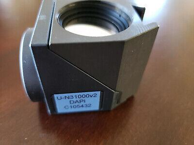 Olympus Microscope Dapi Fluorescence Filter Cube