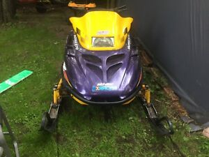spring Skidoo sale! 1998 FORMULA Z 670 with reverse