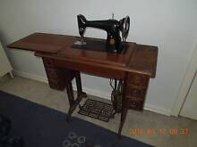 Singer treadle sewing machine 201K with some accessories Swansea Lake Macquarie Area Preview