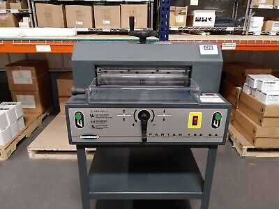 Challenge Spartan 150sa 15 Paper Cutter - 2013 - Fully-serviced