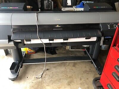 Canon Image Prograf Ipf8300 44 Large Format Inkjet Printer