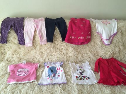 Baby kids clothes size 0,1,2 Maroubra Eastern Suburbs Preview